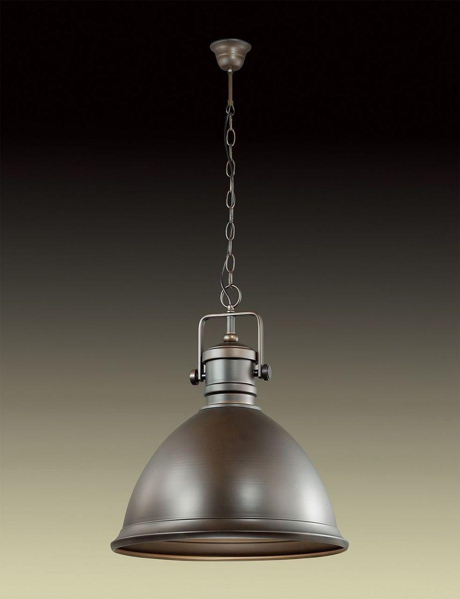 Светильник подвесной Odeon Light Talva, 1 х E27, 60W. 2900/1A2900/1A