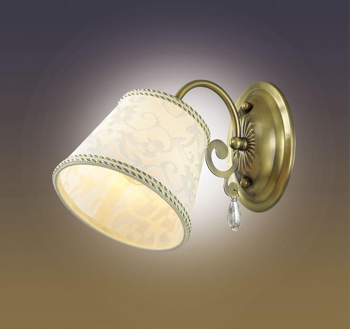 Бра Odeon Light Solera, 1 х E14, 40W. 2915/1W2915/1W
