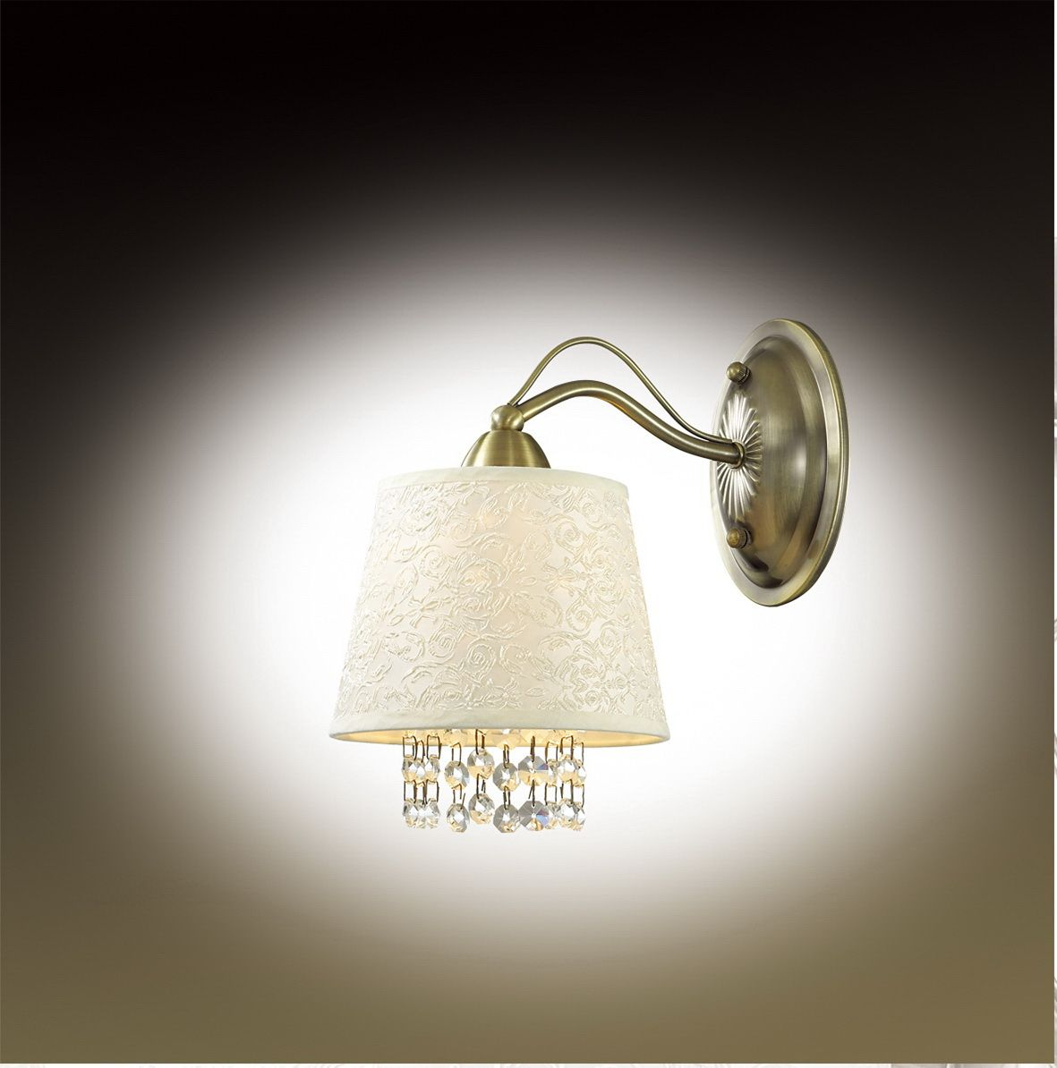 Бра Odeon Light Fonte, 1 х E14, 40W. 2916/1W2916/1W