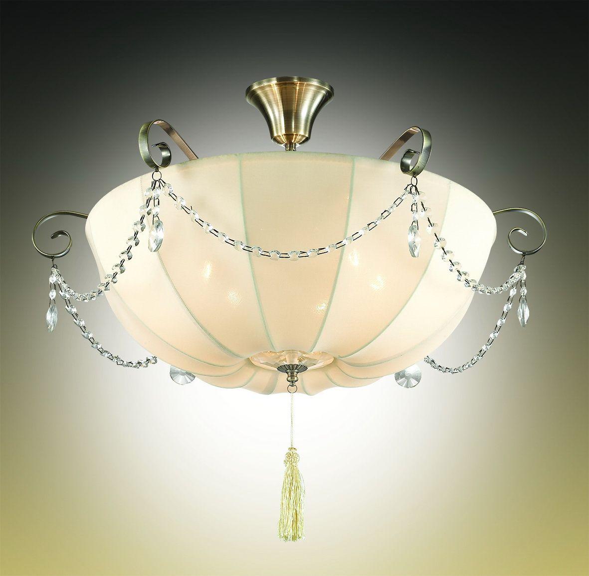 Светильник потолочный Odeon Light Alfano, 6 х E14, 40W. 2921/6C2921/6C