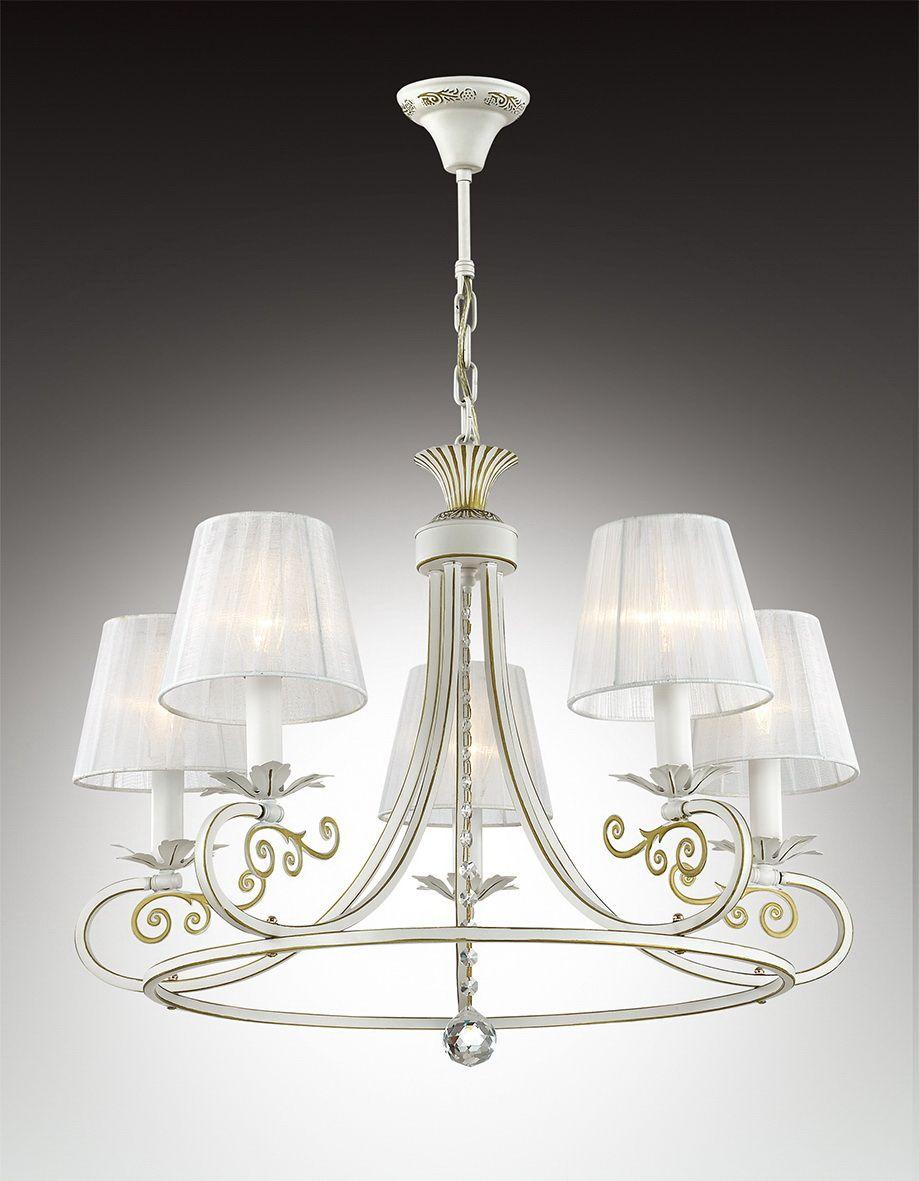 Люстра подвесная Odeon Light Andria, 5 х E14, 40W. 2924/52924/5