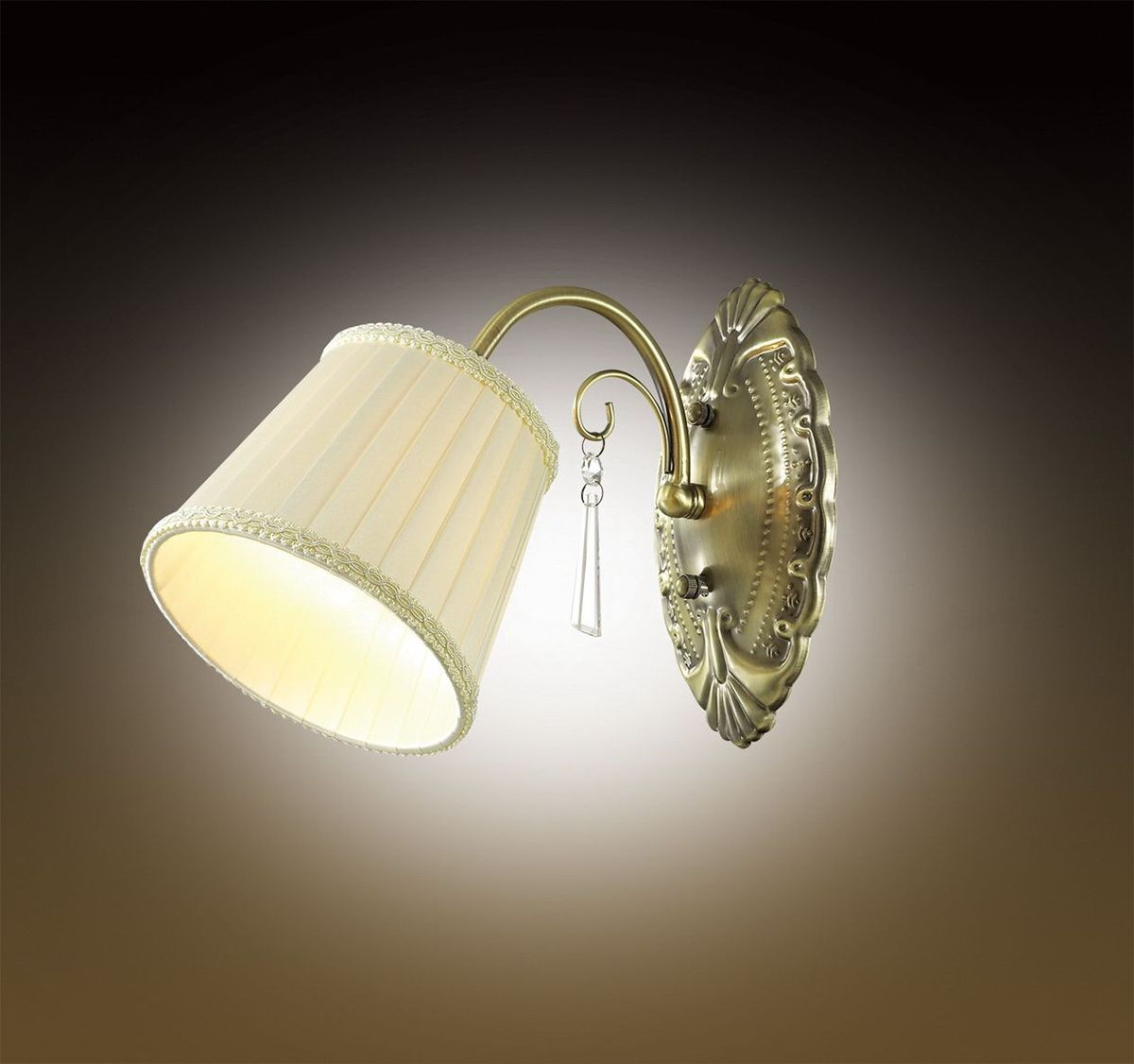 Бра Odeon Light Atesa, 1 х E14, 40W. 2925/1W2925/1W