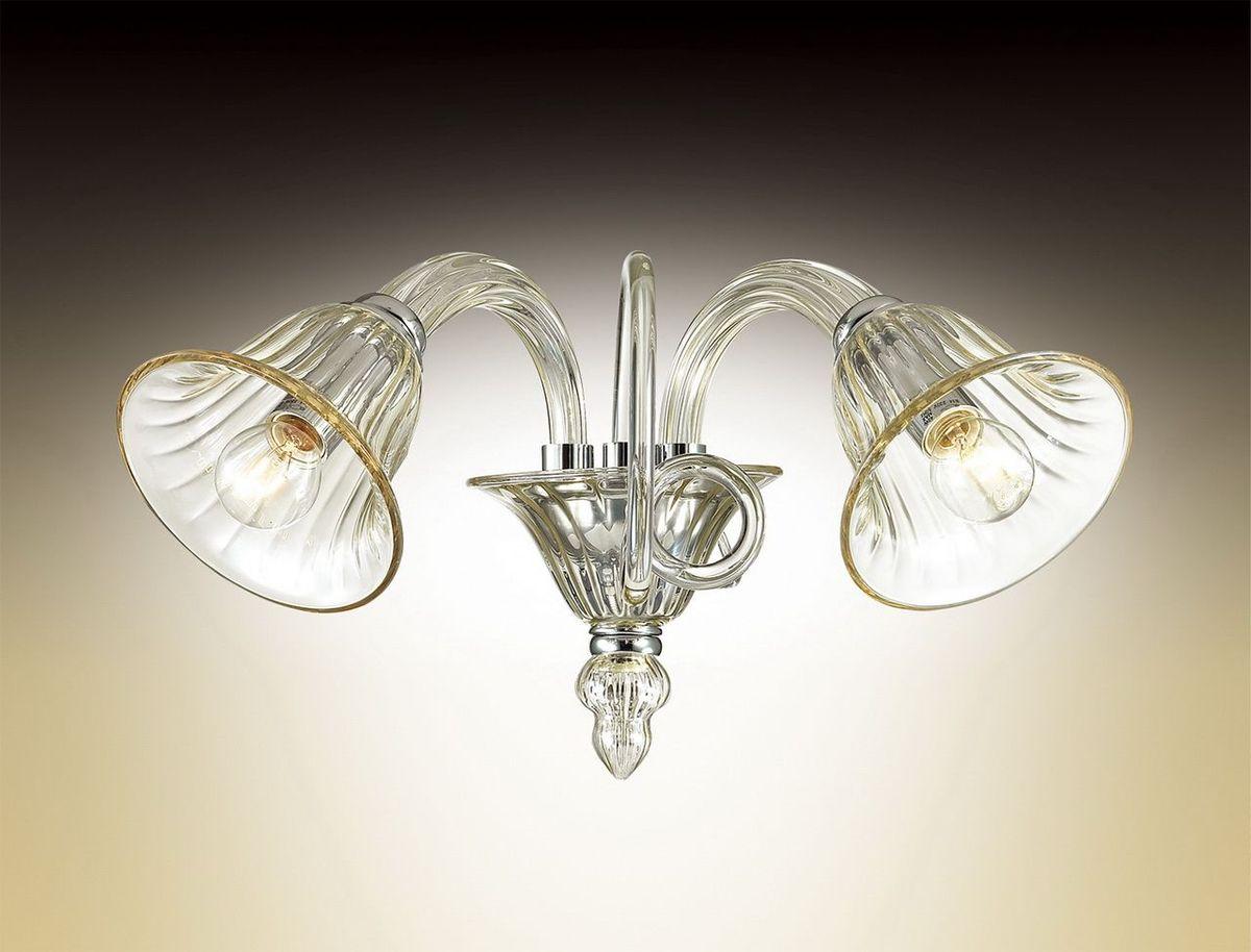 Бра Odeon Light Keptin, 2 х E14, 40W. 2939/2W2939/2W