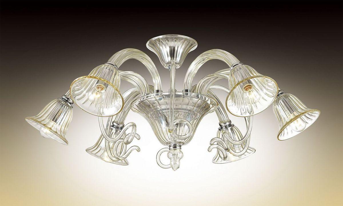 Люстра потолочная Odeon Light Keptin, 6 х E14, 40W. 2939/6C2939/6C