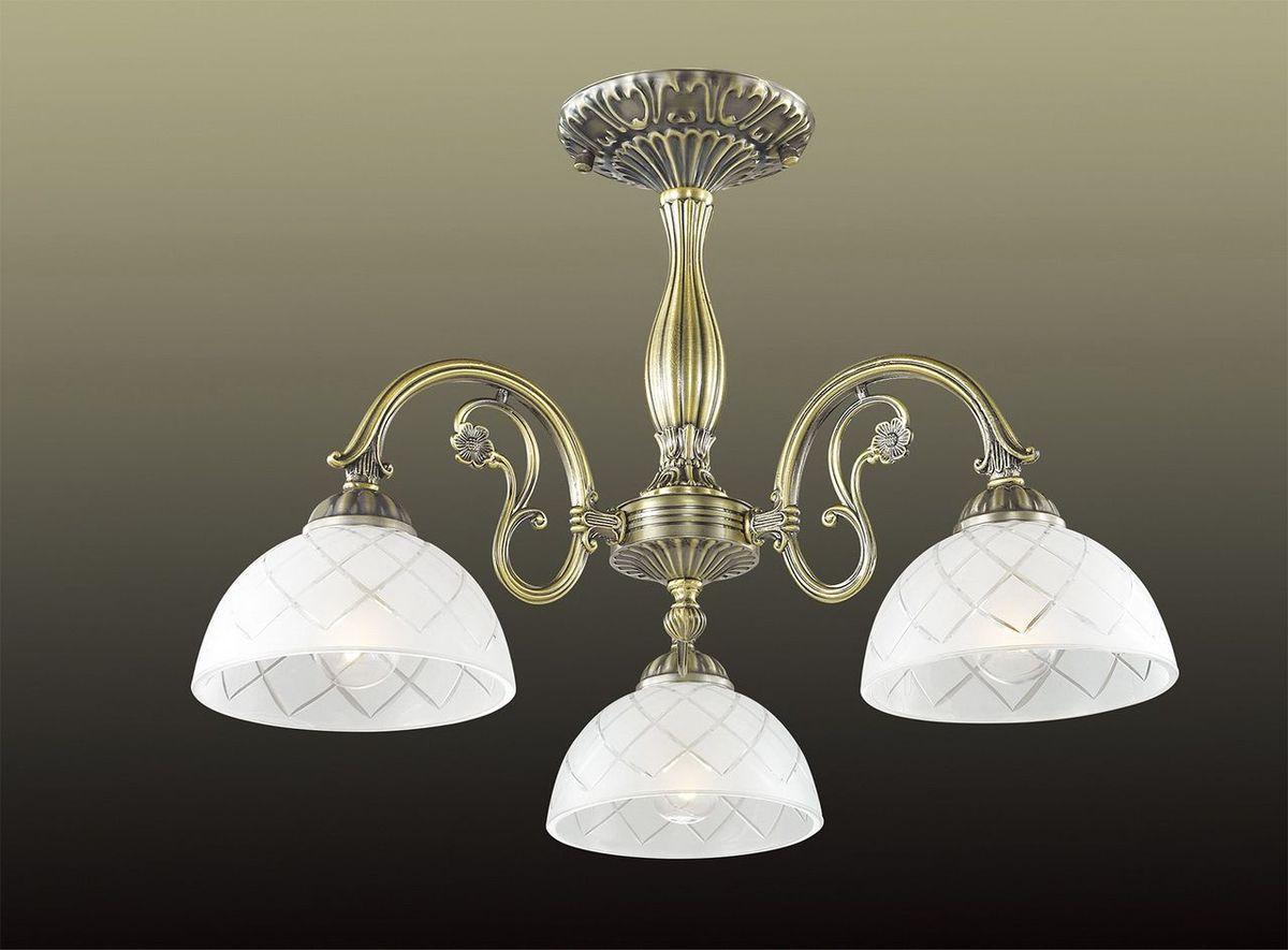Люстра потолочная Odeon Light Emeril, 3 х E27, 60W. 2945/3C2945/3C