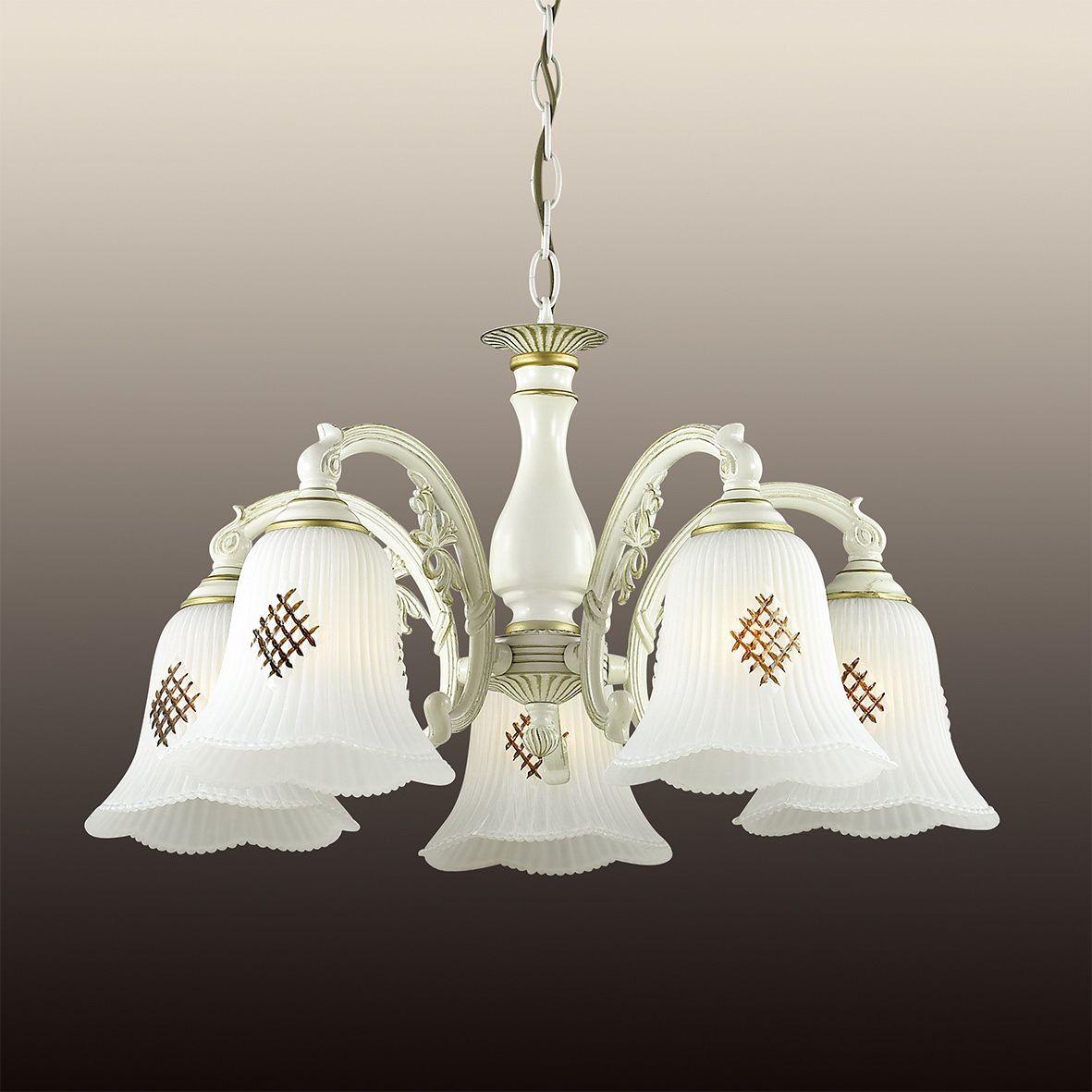 Люстра подвесная Odeon Light Savona, 5 х E27, 60W. 2946/52946/5