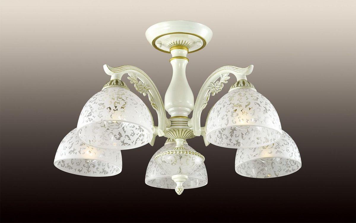 Люстра потолочная Odeon Light Sligo, 5 х E27, 60W. 2947/5C люстра на штанге odeon light pepina 3464 5c
