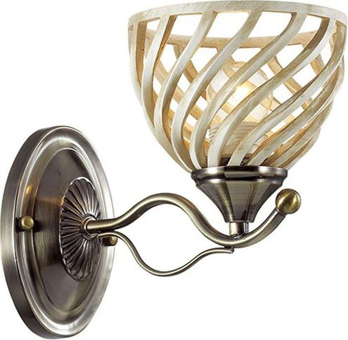Бра Odeon Light Aretta, 1 х E27, 60W. 3199/1W3199/1W