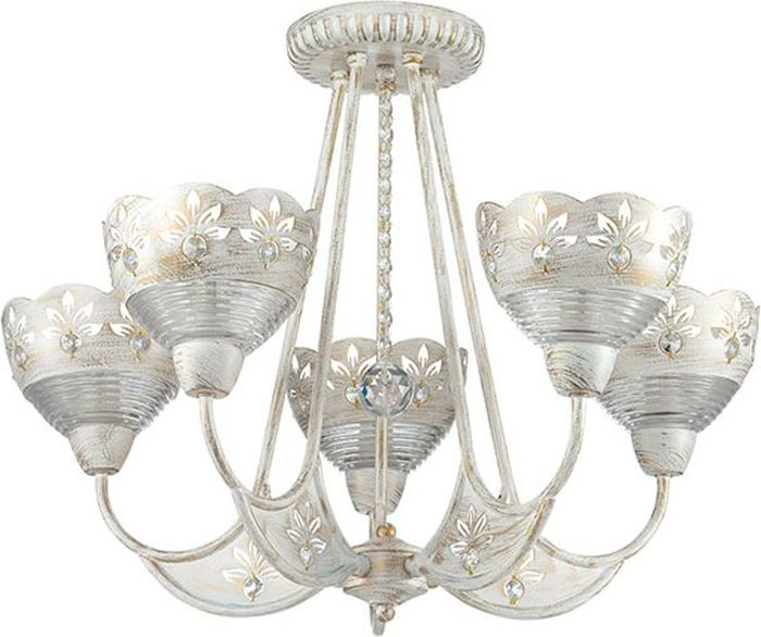Люстра подвесная Odeon Light Novia, 5 х E27, 60W. 3209/53209/5