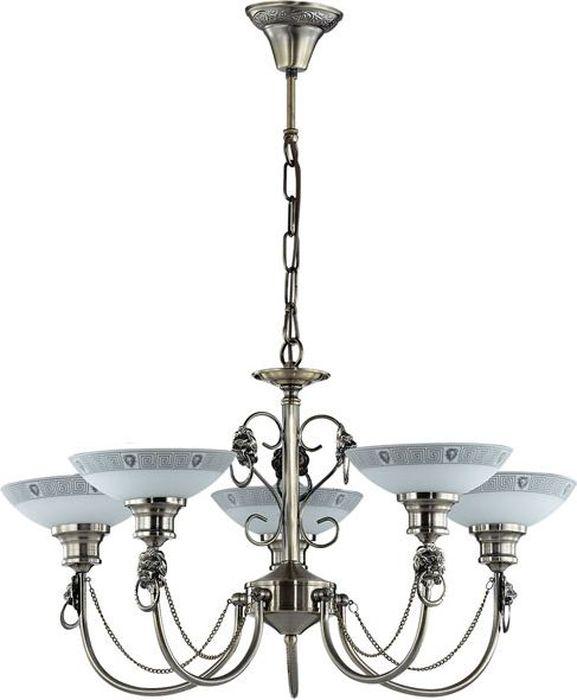 Люстра подвесная Odeon Light Rene, 5 х E14, 60W. 3213/53213/5