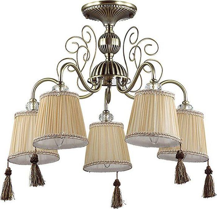 Люстра потолочная Odeon Light Sarita, 5 х E14, 40W. 3214/5C3214/5C