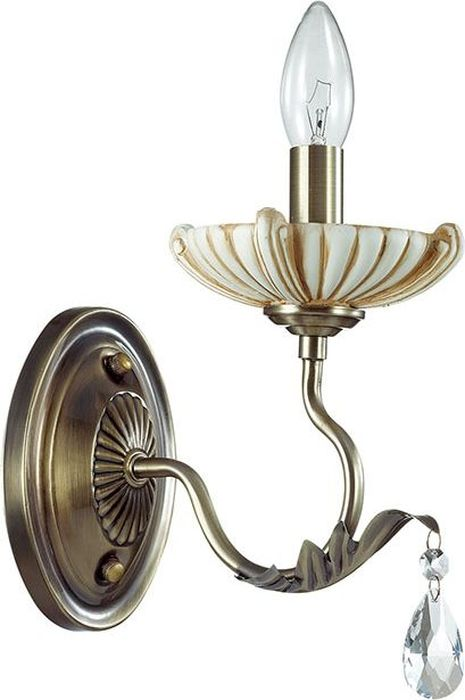 Бра Odeon Light Adana, 1 х E14, 60W. 3215/1W3215/1W