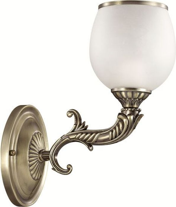 Бра Odeon Light Kerro, 1 х E27, 60W. 3223/1W3223/1W