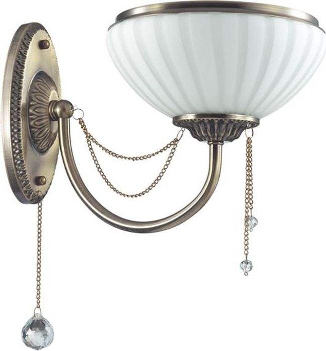 Бра Odeon Light Lorra, 1 х E27, 60W. 3227/1W3227/1W
