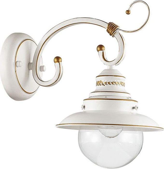 Бра Odeon Light Sandrina White, 1 х E27, 60W. 3248/1W3248/1W