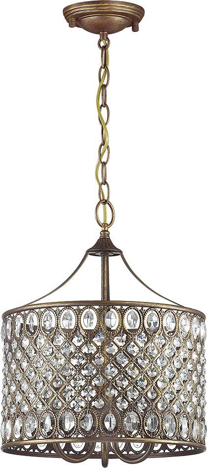 Светильник подвесной Odeon Light Ivaro, 3 х E14, 40W. 3293/33293/3