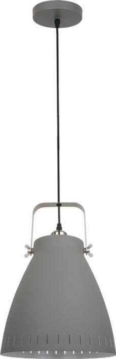 Светильник подвесной Odeon Light Mestre Gray, 1 х E27, 100W. 3332/13332/1