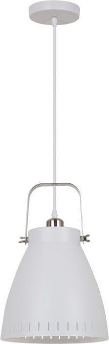 Светильник подвесной Odeon Light Mestre White, 1 х E27, 100W. 3334/13334/1