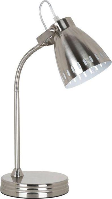Лампа настольная Odeon Light Mestre Nickel, 1 х E27, 60W. 3335/1T3335/1T
