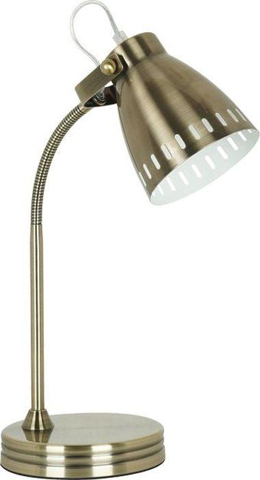 Лампа настольная Odeon Light Mestre Bronze, 1 х E27, 60W. 3336/1T3336/1T