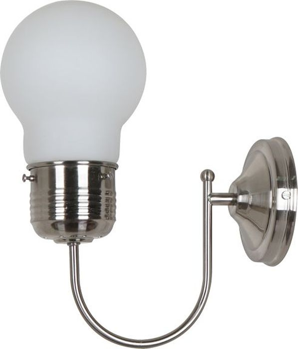 Бра Odeon Light Telsu White, 1 х E27, 60W. 3352/1W3352/1W