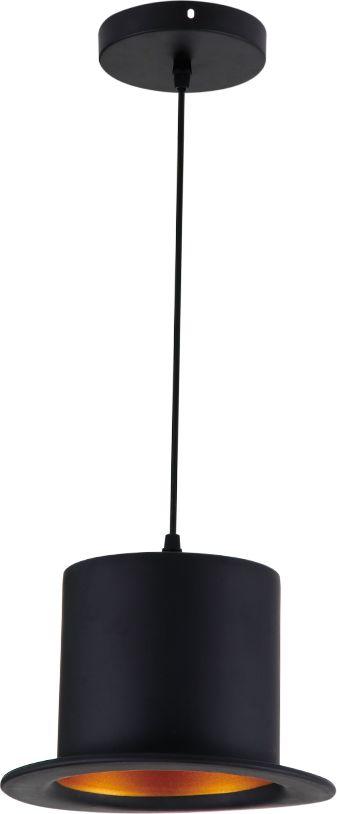 Светильник подвесной Odeon Light Cupi Black, 1 х E27, 60W. 3355/13355/1