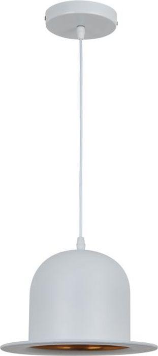 Светильник подвесной Odeon Light Cupi White, 1 х E27, 60W. 3358/13358/1