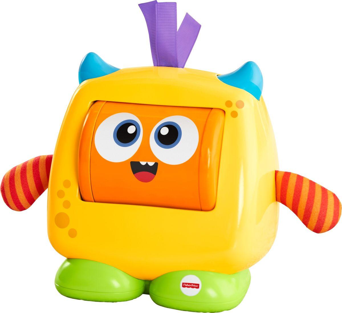 Fisher-Price Развивающая игрушка Добрый монстрик