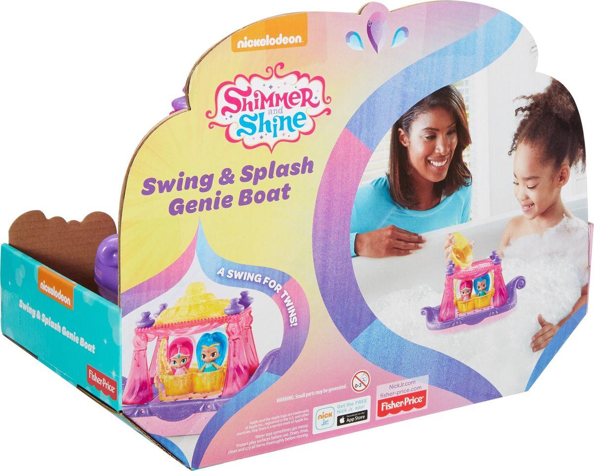Shimmer& ShineИгровой набор Волшебная лодочка для джинников
