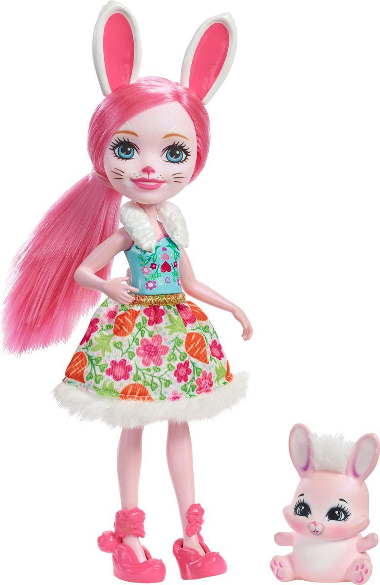 Enchantimals Кукла Bree Bunny enchantimals пазл 64 магнитик фелисити лис и флик 03554