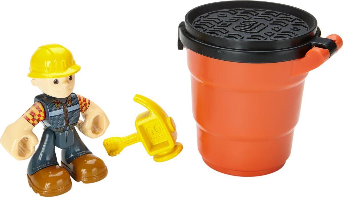 Bob the Builder Игровой набор Woodworker Bob с аксессуарами и песком c builder borland developer studio 2006 для профессионалов