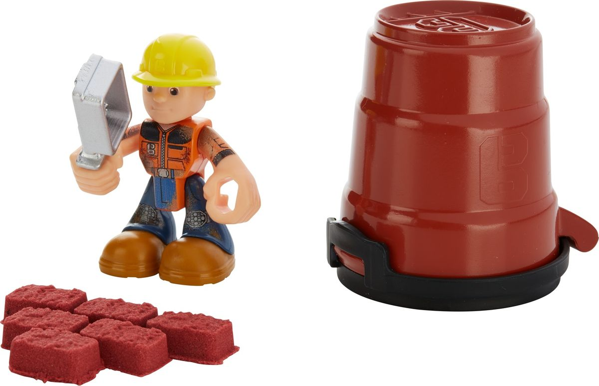 Bob the Builder Игровой набор Bricklayer Bob
