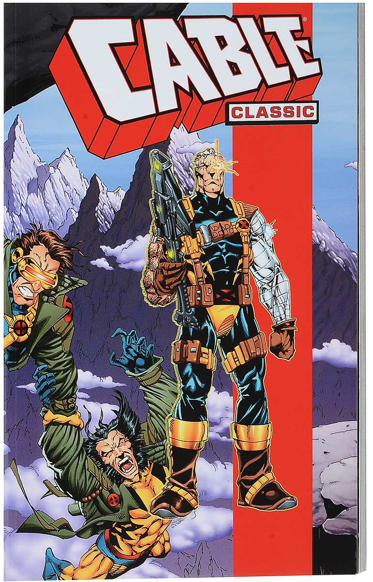 Cable Classic - Volume 3 battlepug volume 3