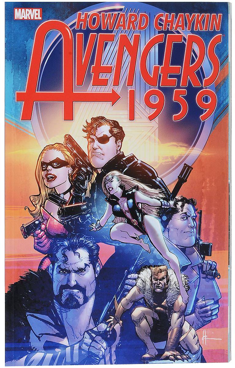 Avengers 1959 avengers hawkeye
