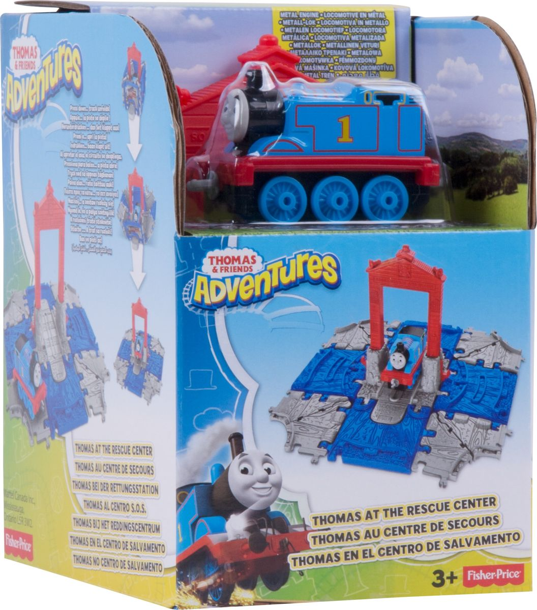 Thomas & Friends Железная дорога Куб Томас
