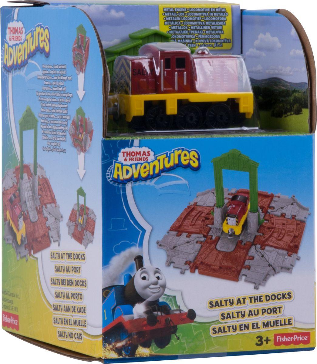Thomas & Friends Железная дорога Куб Солти thomas & friends железная дорога чарли за работой