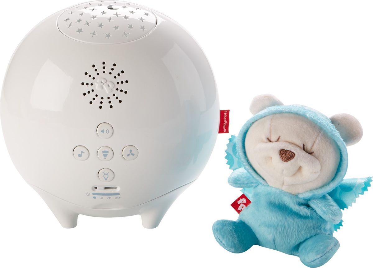 Fisher-Price Развивающая игрушка Проектор Мечты о бабочках где купить плюшевого медведя