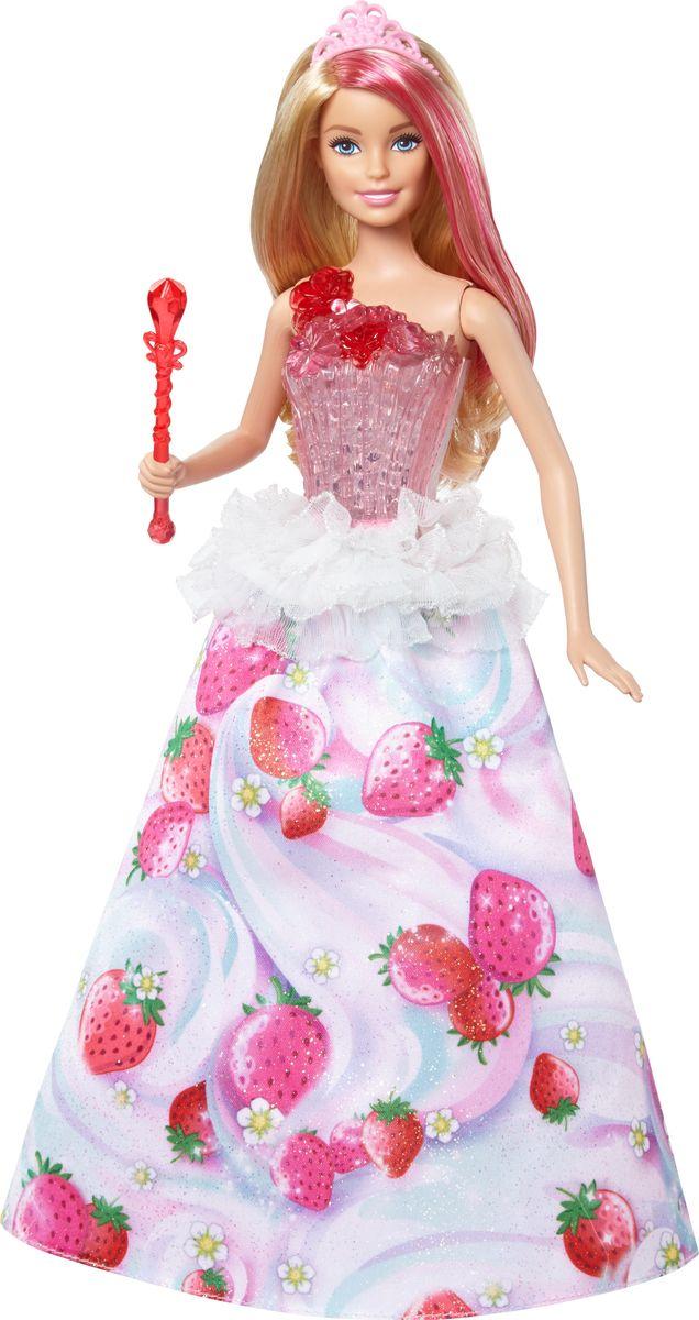 Barbie Кукла Dreamtopia Конфетная принцесса barbie коллекционная кукла natalia vodianova