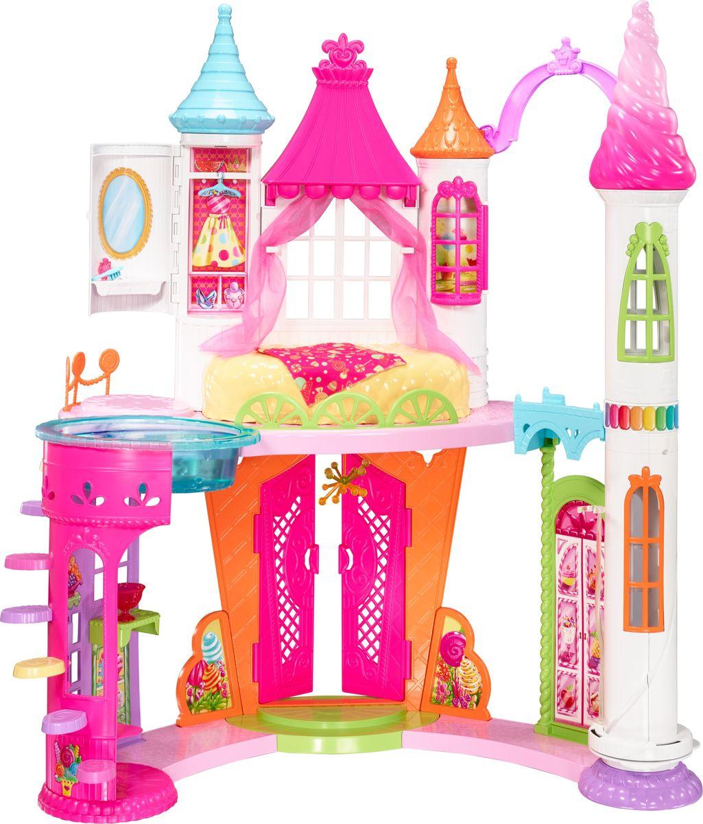 Barbie Игровой набор Dreamtopia Конфетный дворец