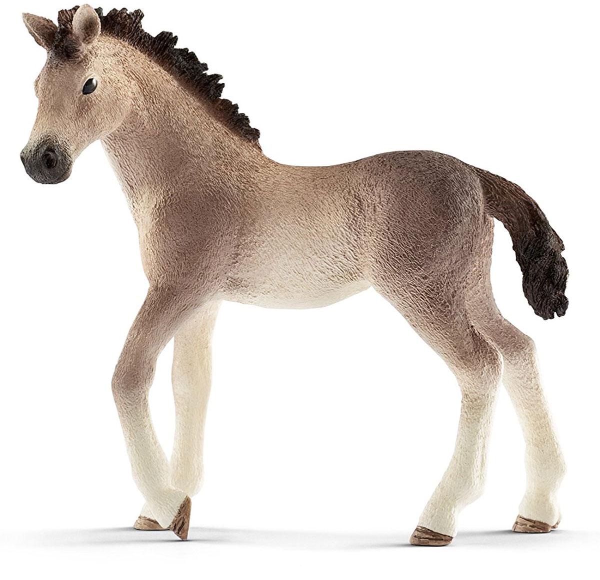 Schleich Фигурка Андалузский жеребенок 13822 schleich игровой набор кормление и уход за фризской лошадью