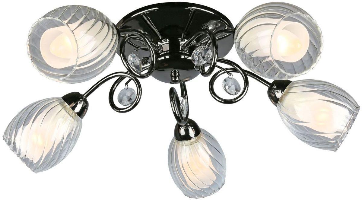 Люстра потолочная Omnilux, 5 х E14, 60W. OML-31607-05OML-31607-05
