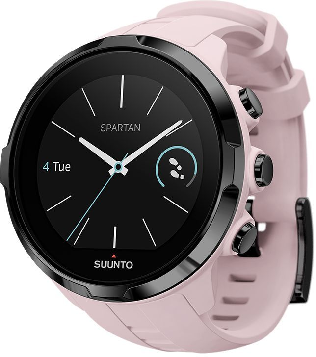 Часы спортивные Suunto Spartan Sport Wrist HR, цвет: розовый mjx c4020 720p wifi camera rc drone hd camera for mjx bugs 3 b3 bugs 6 b6 rc helicopter quadcopter camera spare parts