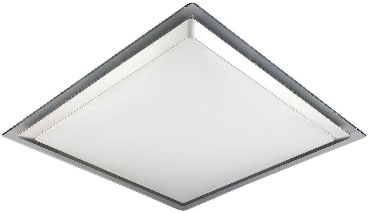 Светильник потолочный Omnilux, 1 х LED, 60W. OML-47117-60OML-47117-60Невероятная модель потолочного светильника Omnilux от китайской компании относится к коллекции OML-4710 и отлично подойдет для установки на потолок гостиной в стиле Хай-Тек. Потолочный светодиодный светильник Omnilux с квадратным плафоном осветит помещение площадью 30 кв. м. Производитель изделия рекомендует использовать для устройства светодиодные лампы с цоколем LED.