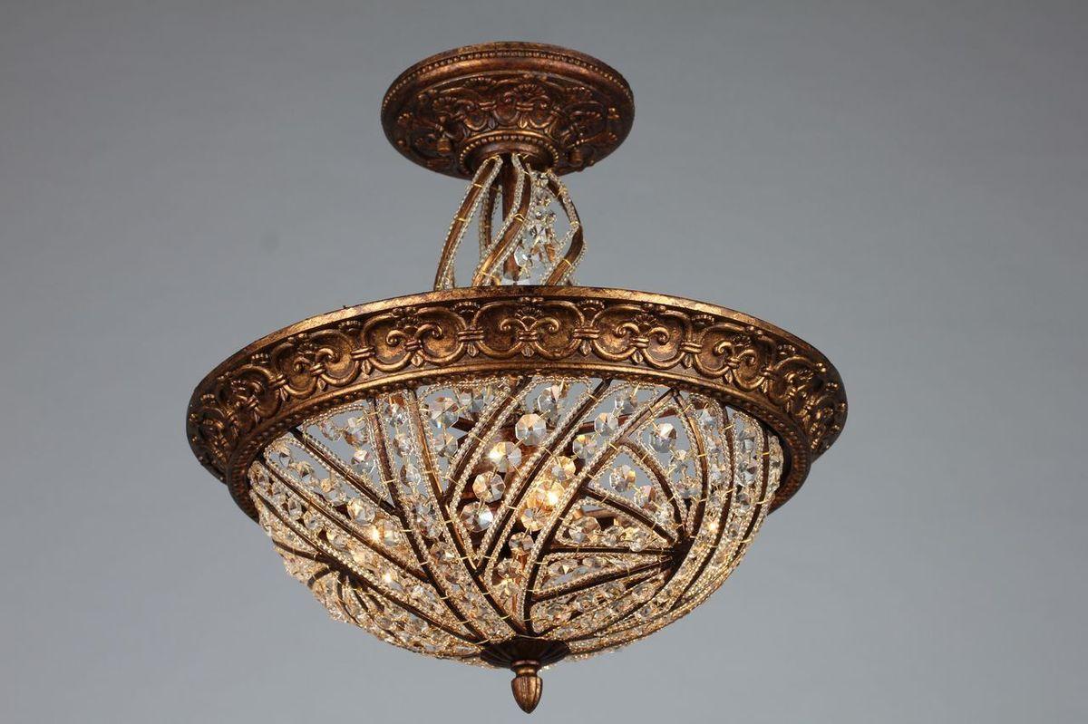 Светильник подвесной Omnilux, 4 х E14, 40W. OML-71113-04OML-71113-04