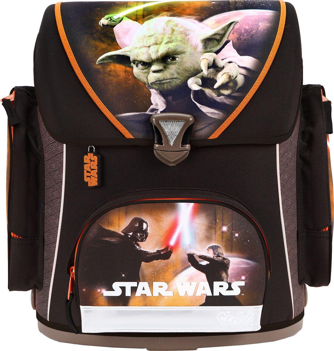 Scooli Ранец школьный Star Wars ранец scooli scooli ранец 13823 star wars