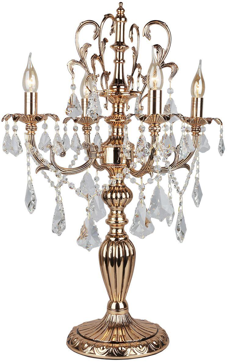 Лампа настольная Omnilux, 4 х E14, 60W. OML-77724-04OML-77724-04