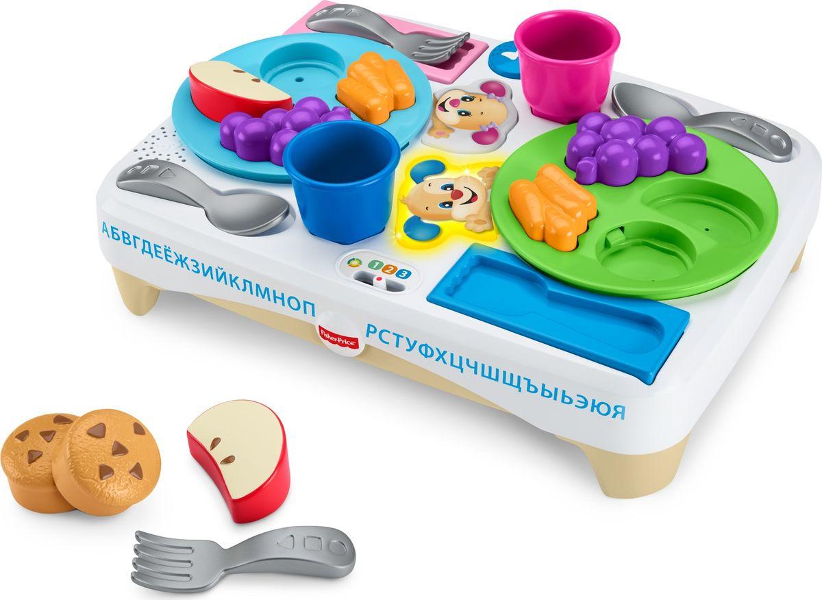 Fisher-Price Развивающая игрушка Учимся Делиться