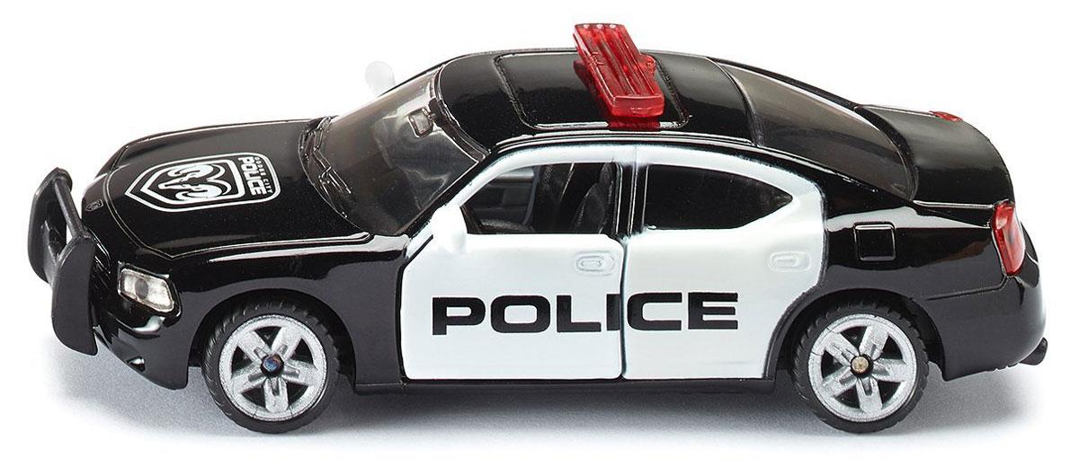 Siku Полицейская машина Dodge Charger игрушка siku полицейская патрульная машина 8 1 3 6 2 9см 1352