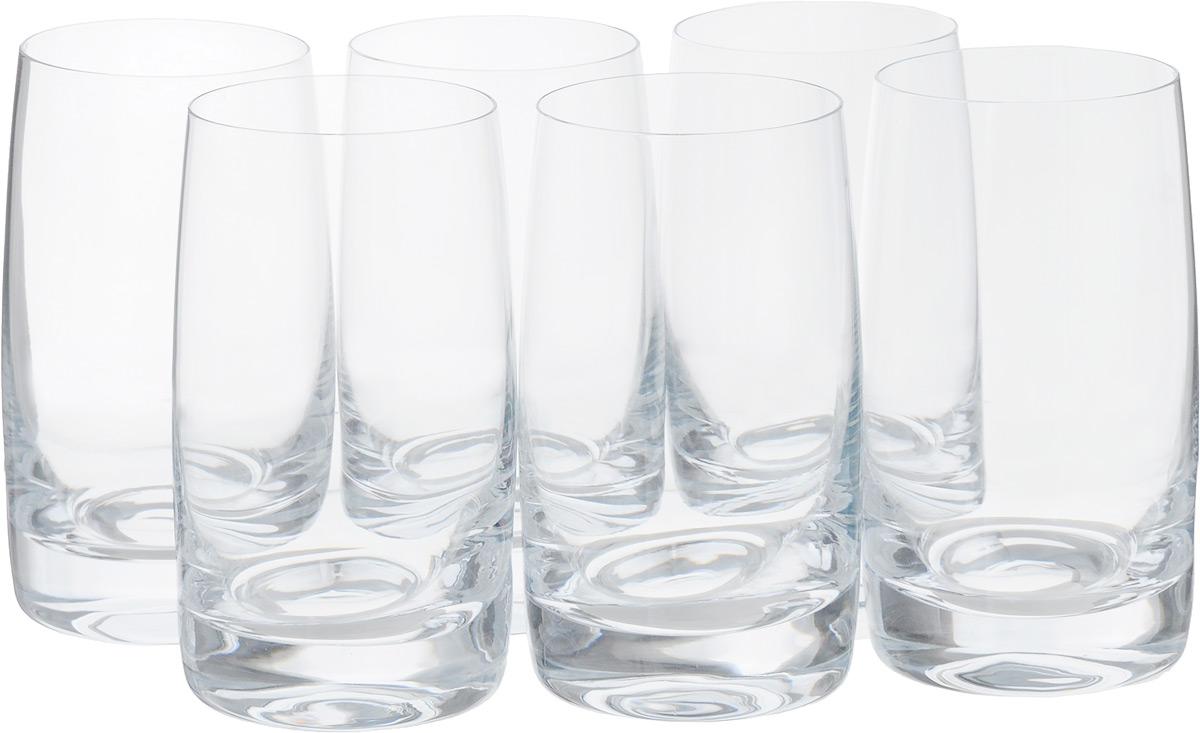 цена на Набор стаканов для воды Crystalite Bohemia Идеал, 250 мл, 6 шт. 12752