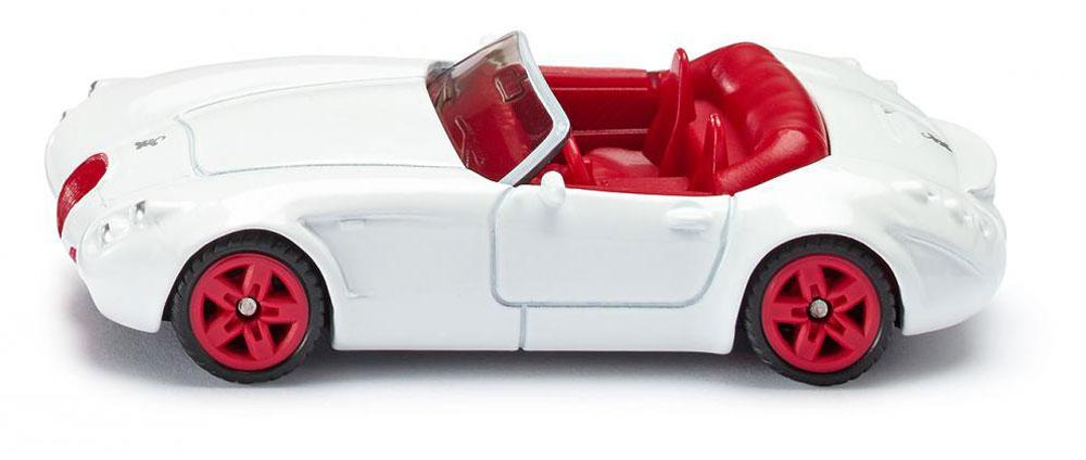 Siku Модель автомобиля Wiesmann Roadster MF5 автомобиль siku бугатти eb 16 4 1 55 красный 1305